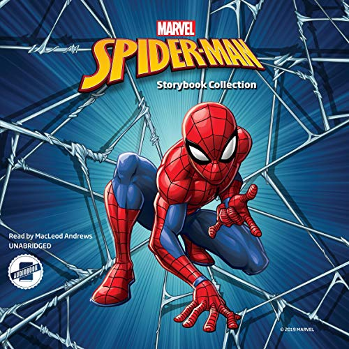 Spider-Man Storybook Collection audiobook cover art