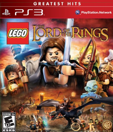 Warner Bros LEGO Lord of the Rings, PS3 - Juego (PS3)