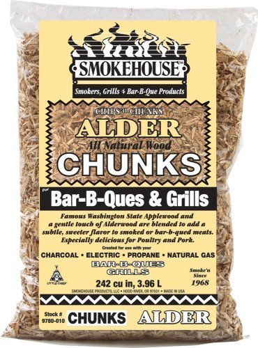 Smokehouse Products Alder Flavored Chunks by Smokehouse Grills