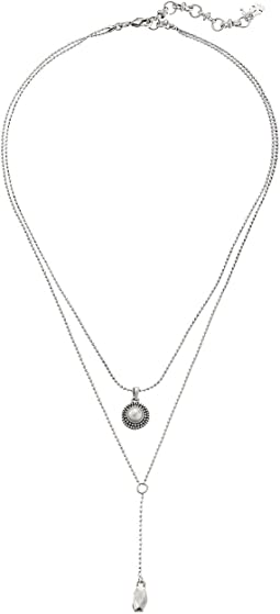 Lucky Brand - Pearl Delicate Necklace