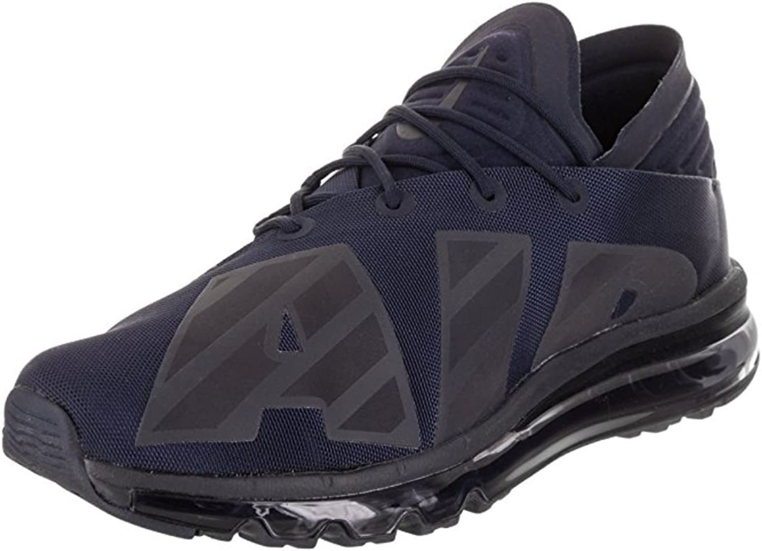 Nike Men's Air Max Flair SE Obsidian Obsidian Obsidian Casual shoes (11.5)