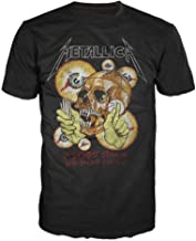 Metallica Vintage Shortest Straw - Two-Sided Adult T-Shirt