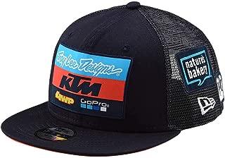 Troy Lee Designs Big Boys' KTM Team Snapback Adjustable Hats