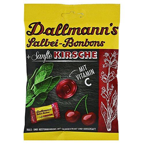 DALLMANN'S Salbei Kirsch Bonbons