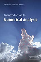 Best introduction to numerical analysis Reviews