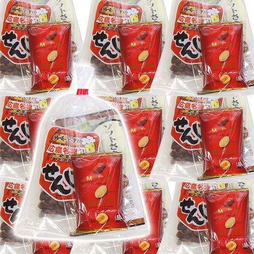 広島名物!せんじ肉入りおつまみお菓子袋詰め B 20袋セット 詰め合わせ 駄菓子 おかしのマーチ