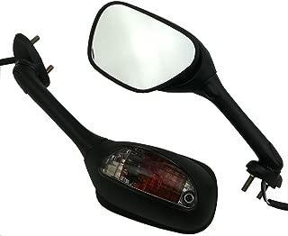 OKSTNO Rearview Mirrors for Suzuki Gsx-R 600/750 2006-2015, Suzuki GSX-R1000 2001-2015