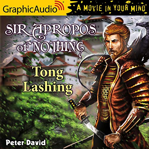Tong Lashing cover art