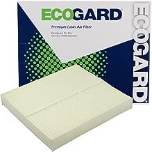 ECOGARD XC25870 Premium Cabin Air Filter Fits Dodge Grand Caravan / Chrysler Town & Country / Infiniti G37, M35 / Volkswagen Routan/ Infiniti QX80, EX35, FX35 / Ram C/V