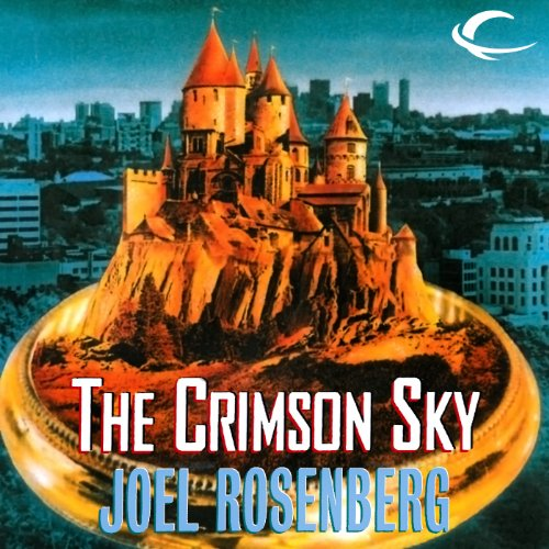 The Crimson Sky audiobook cover art