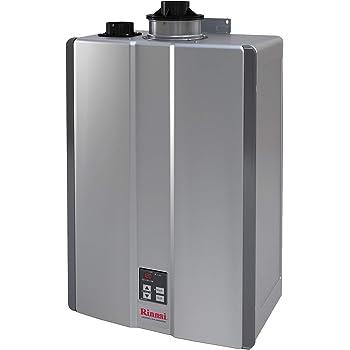 Rinnai RU199iN Tankless Water Heaters, RU199in-Natural Gas/11 GPM