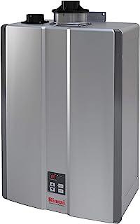 Rinnai RU199iN Sensei Super High Efficiency Tankless Water Heater, 11 GPM - Natural Gas: Indoor Installation