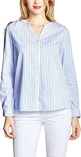 NEU M bis XL weiß gestreift 043 Damen Bluse Tommy Hilfiger Shirt Viskose Gr