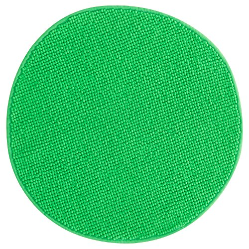 ZigZag Trading Ltd IKEA badaren–Badteppich grün