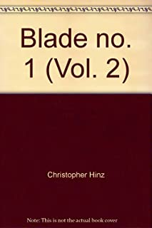 Blade no. 1 (Vol. 2)