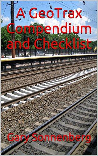 A GeoTrax Compendium and Checklist