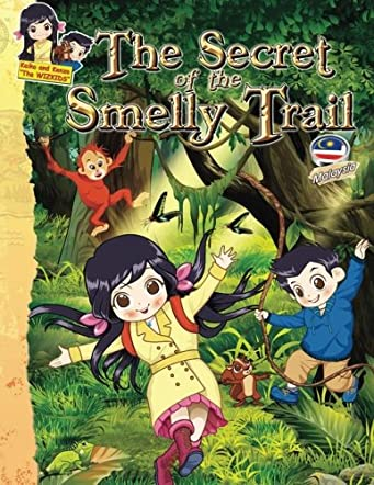 The Secret of the Smelly Trail - Malaysia