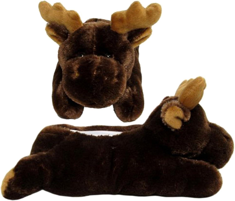 Wishpets 12  Moose Slippers