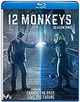 12 Monkeys: Season Two [Blu-ray] [Import]