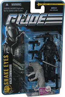 Best snake eyes gi joe action figure Reviews