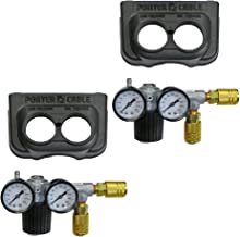 Porter Cable Air Compressor Replacement (2 Pack) MANIFOLD Kit # 5140110-41-2pk