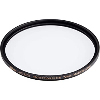 Nikon レンズフィルター ARCREST PROTECTION FILTER レンズ保護用 72mm ニコン純正 AR-PF72