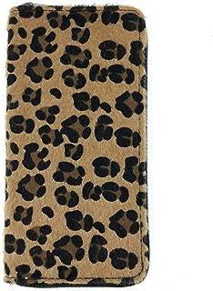 Fanspack Ladies Wallet Zipper Long Card Wallet Creative Multipurpose Portable Clutch Wallet