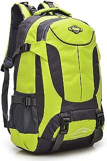 Mochila de viaje Mochila de alpinismo Camping mochila de viaje Paquete multifuncional adecuado para deportes al aire libre Material de Oxford de alta capacidad para exteriores Camping, senderismo, sen