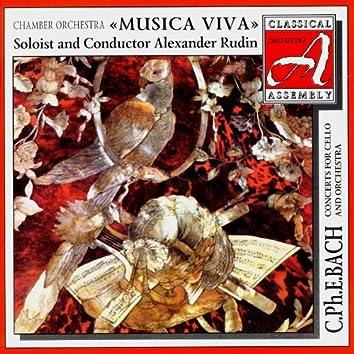 "Classical Assembly. ""Musica Viva"" - Carl Philipp Emanuel Bach"