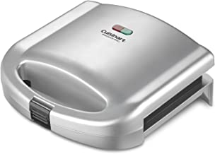 Cuisinart WM-SW2NFR Sandwich Grill One Size Silver