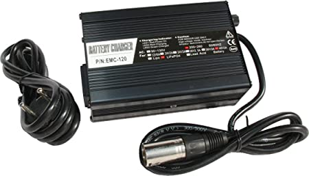 SXT Scooters Lithium – Cargador 48 V/2 A para Notebook para ...