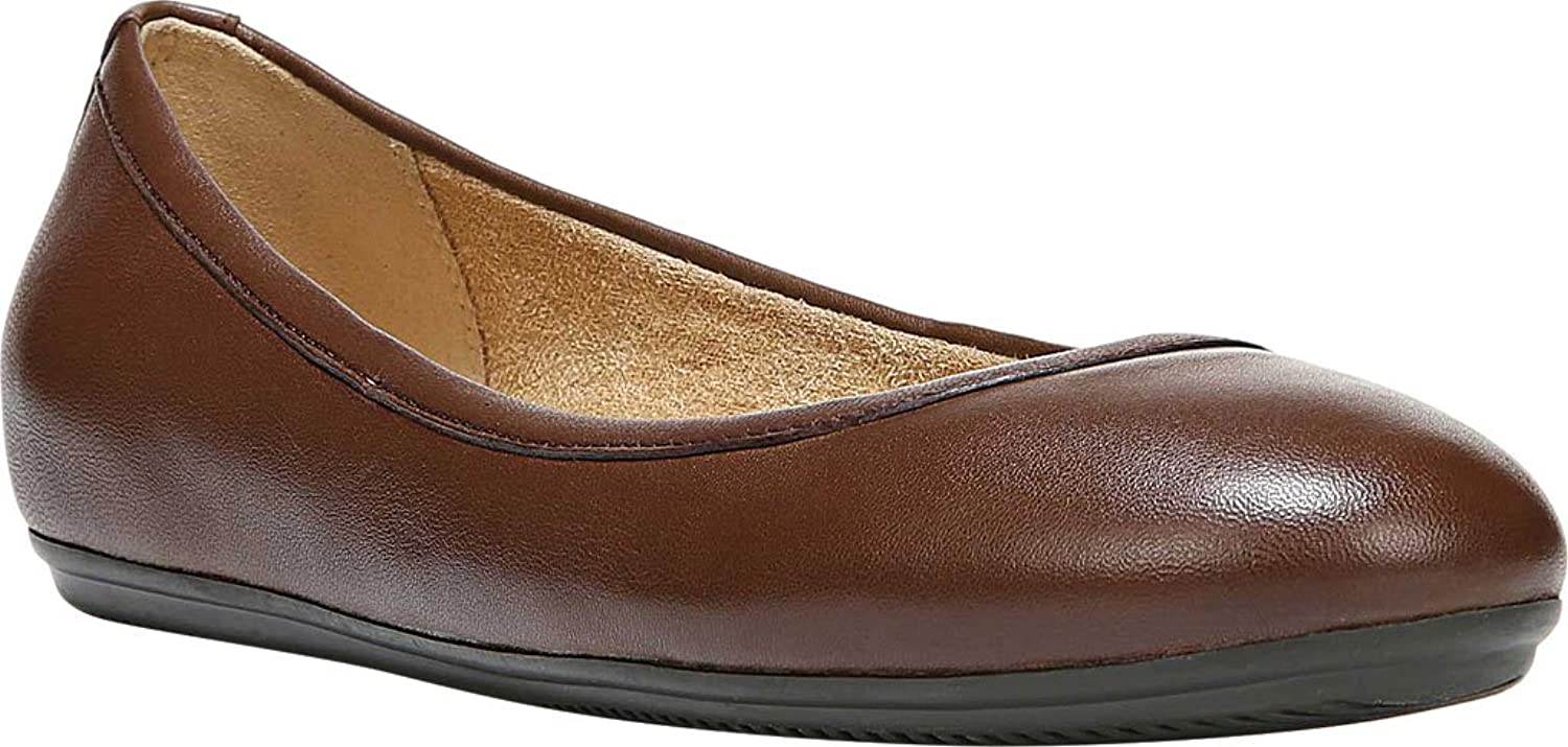 Women's Naturalizer, Brittany Flats BROWN 6.5 M