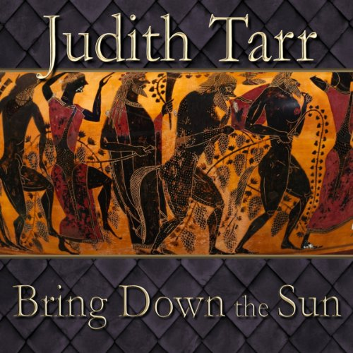 Bring Down the Sun audiobook cover art