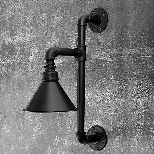 E27 waterleiding, wandlamp, decoratie, personaliseerbaar, zolder, wandlamp, industriële lamp, wandlamp, bar, restaurant, decoratieve verlichting
