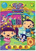 ABC Monsters: Starring Mnop [DVD] [Import]