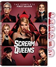 scream season 2 dvd