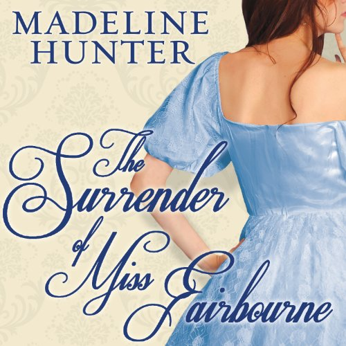 The Surrender of Miss Fairbourne audiobook cover art