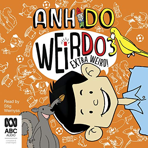 Extra Weird! cover art