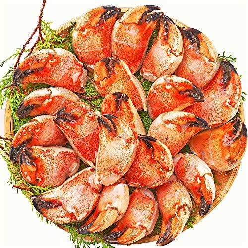 ジョナクラブ 特大8cm カニ爪 スリット入 カニ ポーション 蟹 ボイル ギフト かに むき身 (3kg)