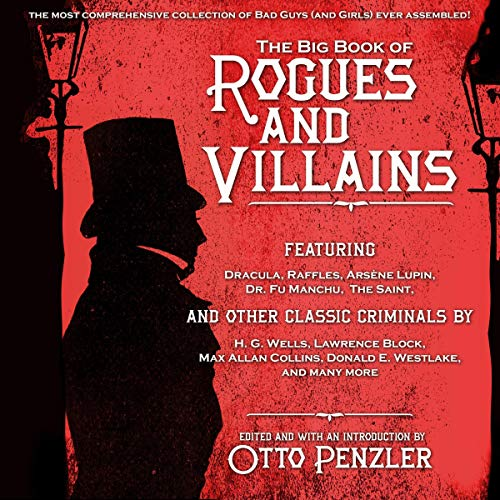 The Big Book of Rogues and Villains audiobook cover art