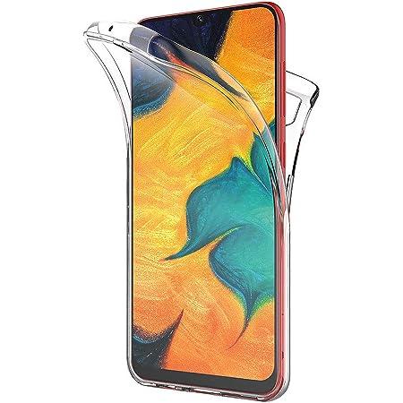 Aicek Compatible Samsung Galaxy A30 Case 360 Full Elektronik