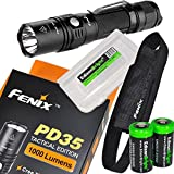 Fenix PD35 TAC Edition 1000 Lumen 2018 CREE XP-L LED Tactical...