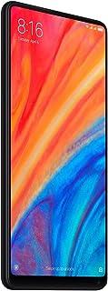 Xiaomi Mi MIX 2S - Smartphone Octa-Core, LTE, RAM de 6 GB, memoria de 64 GB, cámara de 12 MP, Android 8.0 Oreo, Negro, 5.9