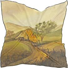 Best wholesale silk scarves for painting Reviews