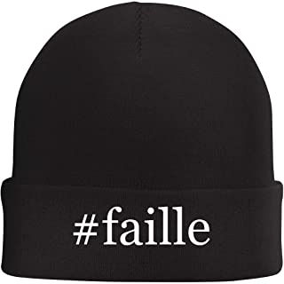 Tracy Gifts #Faille - Hashtag Beanie Skull Cap with Fleece Liner