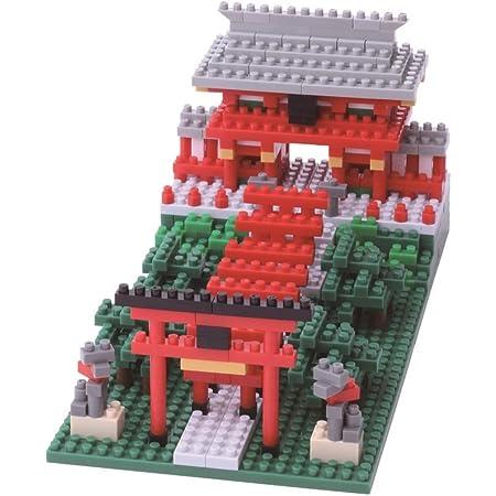 カワダ(Kawada) ナノブロック 稲荷神社 530pcs NBH_108