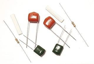 Pair Highway 1 Type Greasebucket Guitar Tone Upgrade Capacitors Kit For 2 Pots