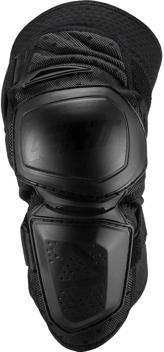 Leatt 3DF Enduro specialty shop Adult 5 ☆ popular MTB Cycling Guard Black - X-La Knee Large