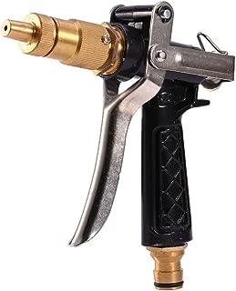ANUSA High Pressure Water Gun Sprayer Car Wash Water Spray Gun Brass Metal Garden Hose Gun Auto Water Nozzle to The Garden
