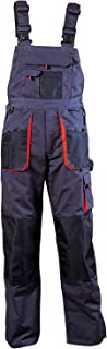High Performance Men's Work Dungarees Durable Various Colours